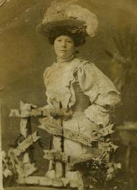 Elizabeth Fisher c1910