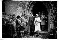 marriage of Charlie Rippington to Lilian Gladys Woodley