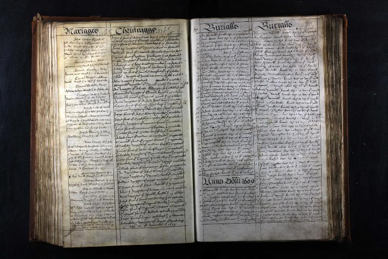 Rippington (William) 1616 Marriage Record