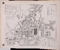 The history of the University of Cambridge Map