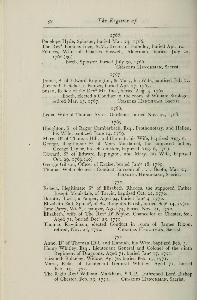 The registers of Chester cathedral, 1687-1812 p.32